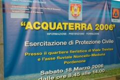 Esercitazione Acquaterra Protezione Civile (1)