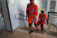 Esercitazione evacuazione 22