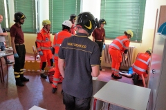 Esercitazione evacuazione 9