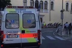 Servizio ciclismo a Sacile 1