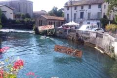 Servizio canoe a Sacile 1