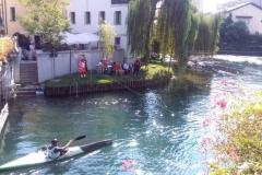 Servizio canoe a Sacile 2